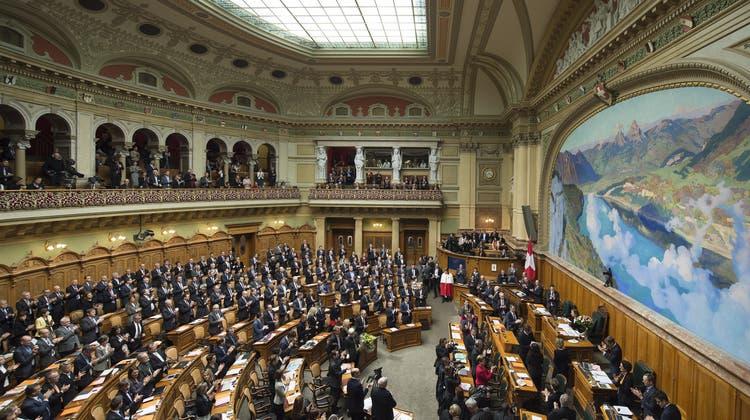Die Überprüfung der Bundesrats-Kandidaten: Hohe Verantwortung für Parteien und Medien