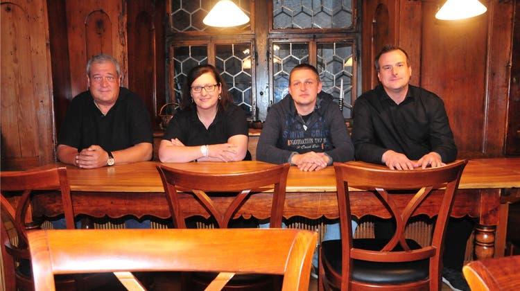 Ältestes Lokal im unteren Kantonsteil bewirtet wieder Gäste