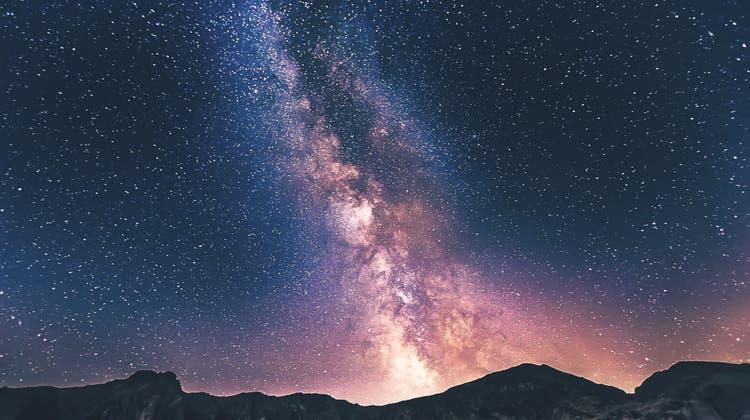 «Wir sind aus Sternenstaub»