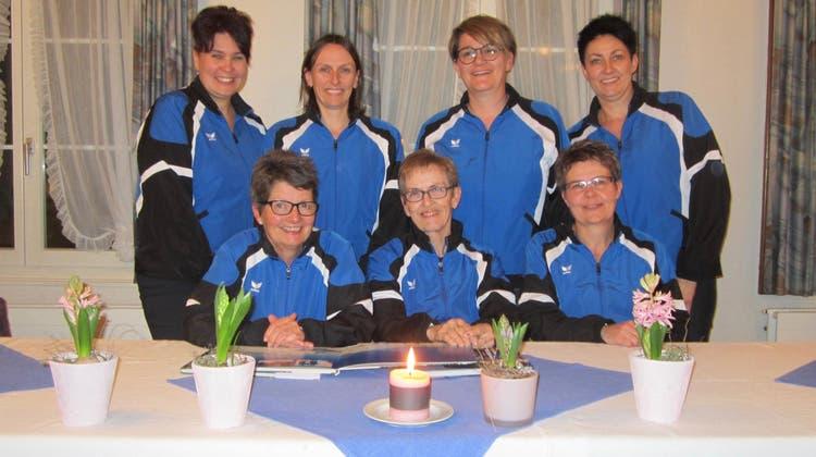40. Generalversammlung des Frauenturnvereins Zetzwil