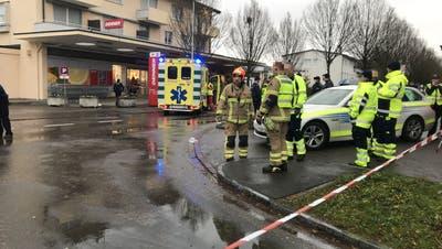 Auf Trottoir angefahren: Fussgängerin (39) stirbt noch auf der Unfallstelle
