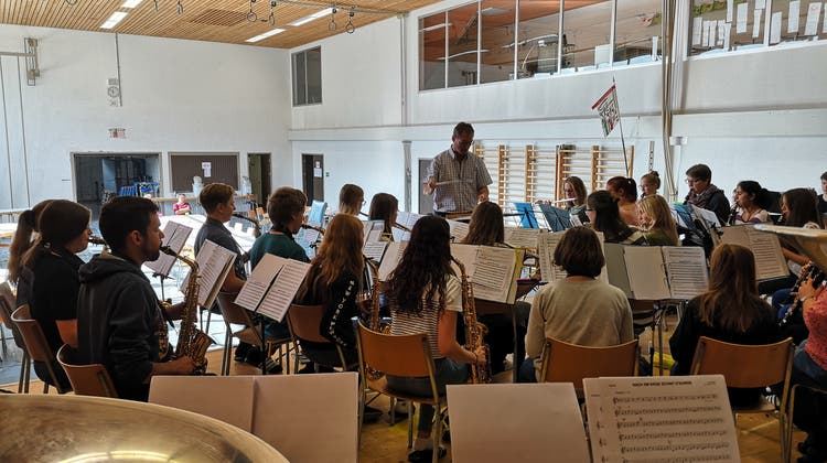 35. Jugendmusiklager in Kienberg 2018