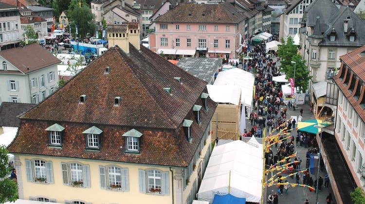 Wird das Stadtfest zum Problem fürs Gewerbe?