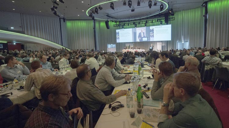 Gipfeltreffen der Erbsenzähler – der Bund mietet für 955'000 Franken den Berner Kursaal