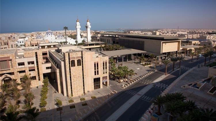 Saudi-Arabien: Das Forscherparadies im Unrechtsstaat