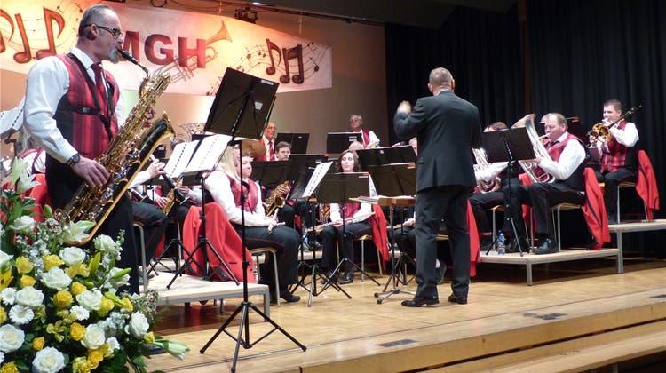 Polka und Boogie beim Jahreskonzert