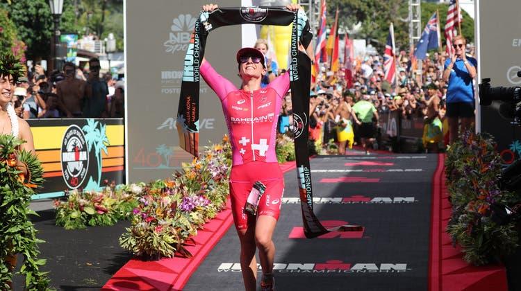 Warum der vierte Sieg an der Ironman-WM Daniela Ryf einen neuen Glauben schenkt
