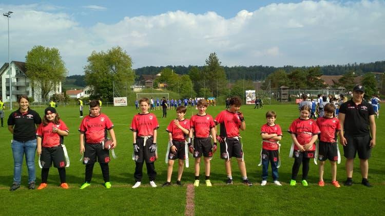 Argovia Pirates: Flag Football Tag in Rafz