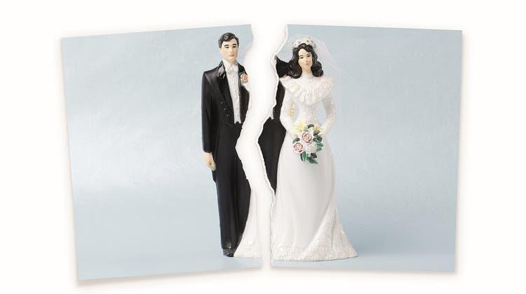 Die Zahl der Scheidungen sinkt auf den tiefsten Stand seit fast 20 Jahren – das sind die Gründe
