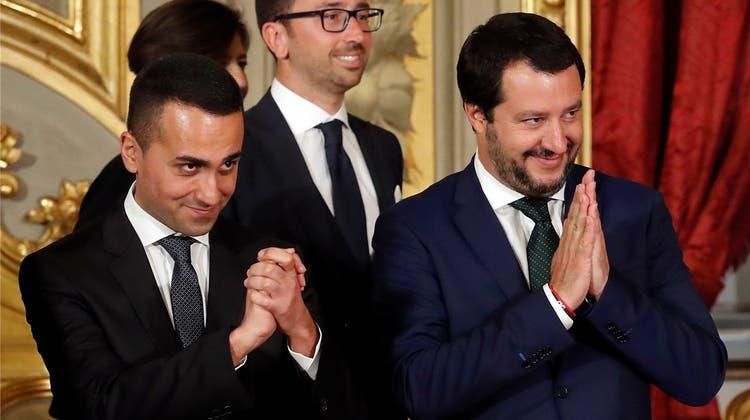 Zu den Wahlversprechen von Lega und Cinque Stelle in Italien: Der grosse Bluff