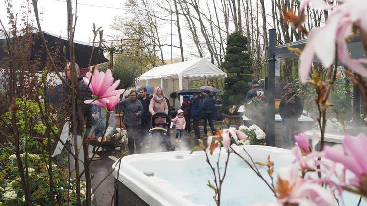 «Wir sind Volksfestmenschen»: Frühlingsmesse im «Tägi» bot nicht nur Inspiration