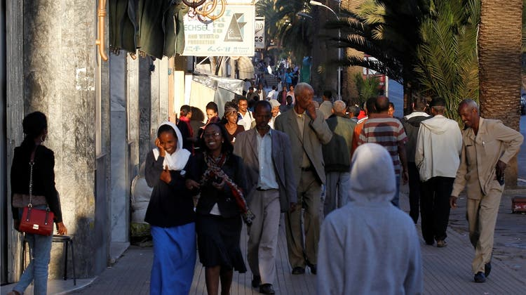 Hilfe in Eritrea kommt in Fahrt – doch die Caritas bleibt skeptisch