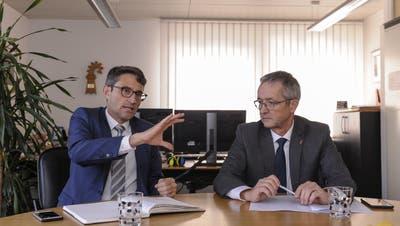 Verhärtete Fronten: FDP-Initiative soll Lösung nach Fusions-Nein zeigen