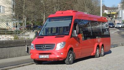 326'000 Fahrgäste: Stadtbus ist nahe an der Kapazitätsgrenze