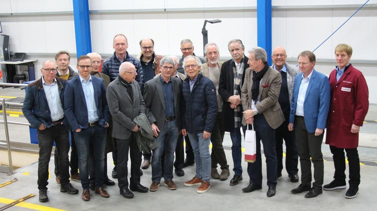 Genossenschaft Testcenter AGVS: Besuch vom Ambassador Club Zofingen