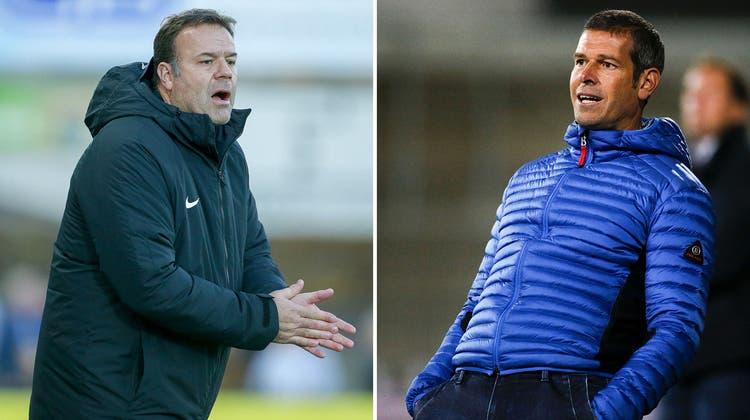 Behalten oder entlassen? Darum antizipierte der FC Aarau in der Trainerfrage besser als der nächste Gegner Vaduz