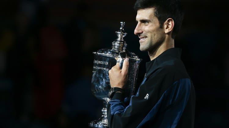 Der Gipfel der Erleuchtung – Novak Djokovics Weg zum dritten Sieg bei den US Open