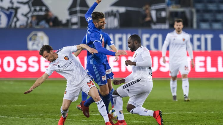 Nur Torschütze Marek Suchy überzeugt: Die FCB-Noten zum 1:0 gegen den FCL