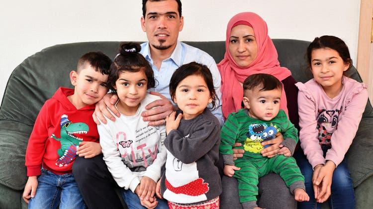 Familie Al-Mohamad in Angst nach Asyl-Nein: «Zurück können wir auf keinen Fall»