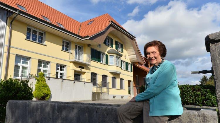 Die verstorbene Volkskundlerin Elisabeth Pfluger hinterlässt einen riesigen Geschichten-Fundus