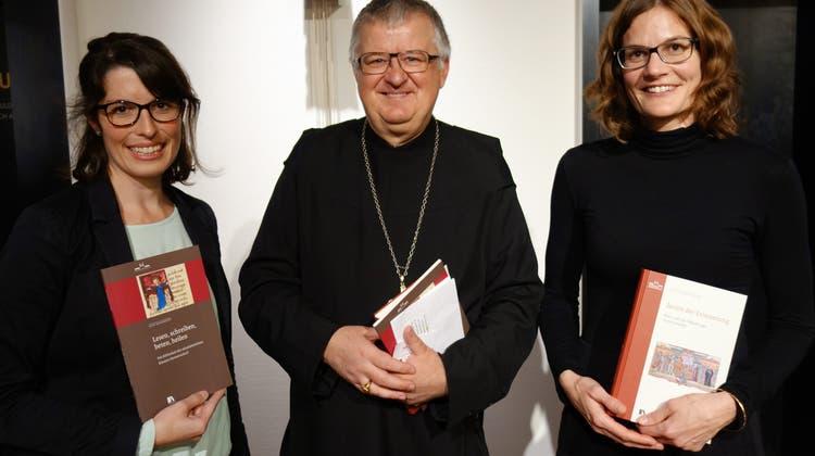 Zwei neue Bücher erzählen Kloster-Geschichte