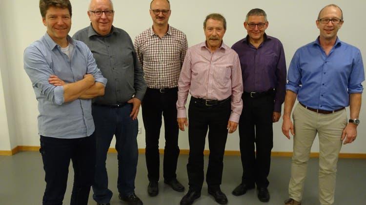 Ruedi Zimmerli ist neuer Präsident, Heinz Staub neues Ehrenmitglied.
