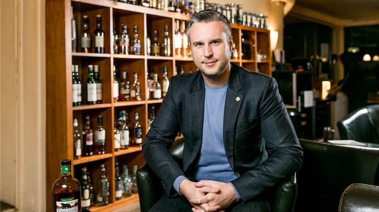 Bubentraum erfüllt: Art-Cigar-Besitzer Nyfeler kauft grossen Getränkehandel