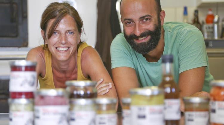 Fermentationslabor im Gundeli: Sie geben Gemüse eine zweite Chance