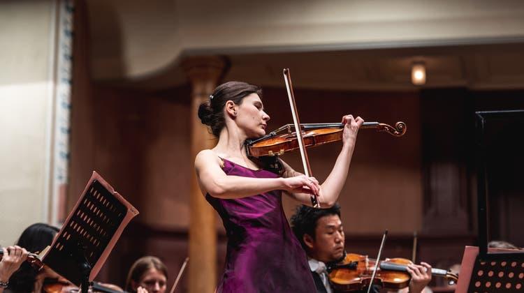 Zwei Musik-Temperamente begeistern im vollen Solothurner Konzertsaal
