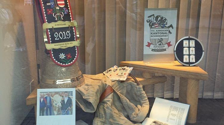 113. Aargauer Kantonalschwingfest in Zofingen: Hosenlupf entwickelt sich zum Stadtfest