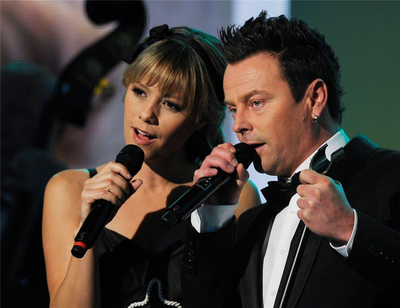 Aus dem Archiv: Der gemeinsame Song «Träne» (2002) von Francine Jordi und Mundartsänger Florian Ast wurde zur erfolgreichsten Schweizer Single aller Zeiten.