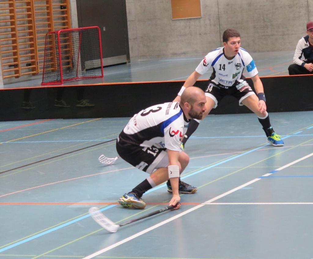 Bild: Andrin Döbeli Die Kulmer mussten an der achten Runde drei Mal in Unterzahl agieren, kassierten zwei Treffer und konnten auch ein Tor in Unterzahl verbuchen.