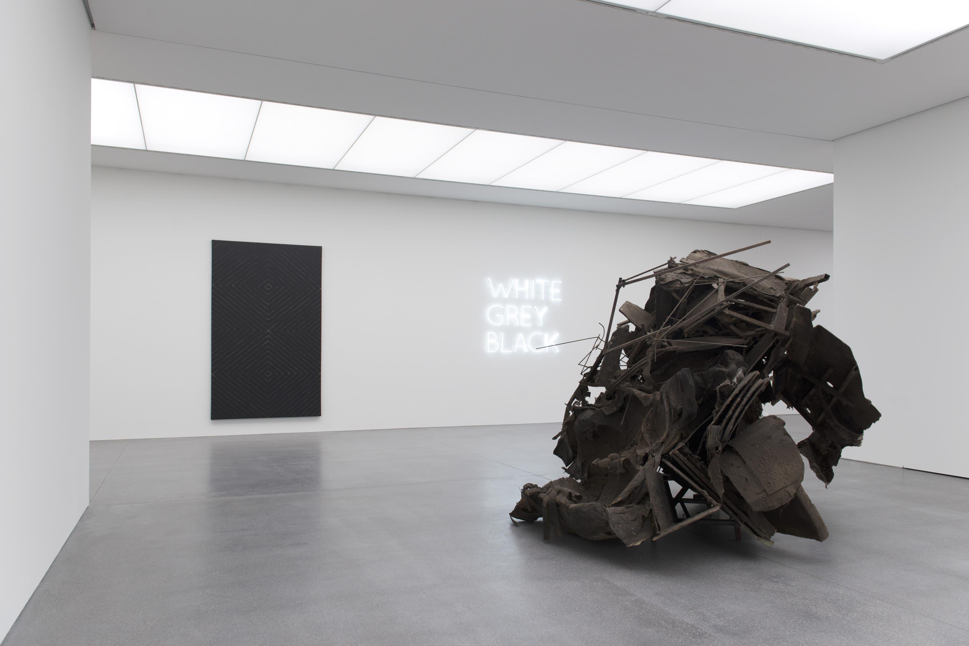 Immer anders, immer gleich Das Bündner Kunstmuseum zeigt Werke, die sich mit Systemen auseinandersetzen.