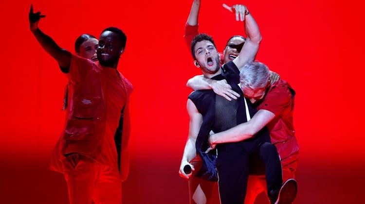 Das grosse Comeback der Schweiz am Eurovision Song Contest