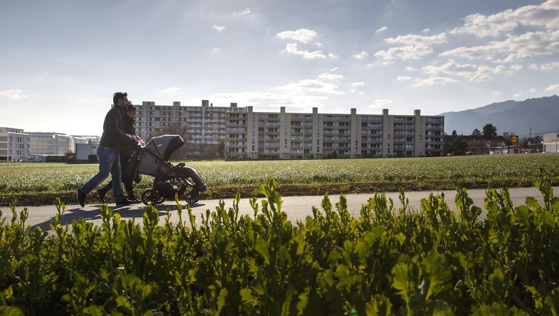 «Hofgarten» heisst das neue Quartier von Bellach