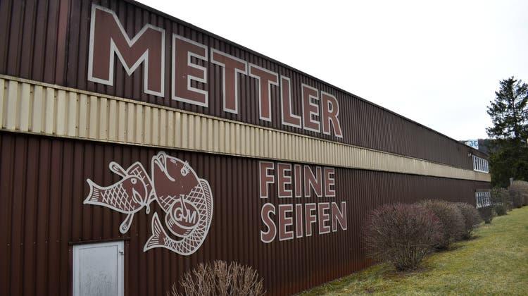 Traditionsunternehmen Mettler-Seifen zieht weg – vier Mitarbeiter verlieren Stelle