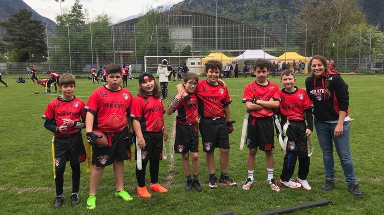 Nasser Flag Football Tag in Chur