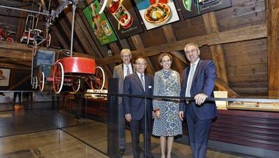 Eröffnung Burghalde: «Das Museum ist ein Bijou, das seinesgleichen sucht»