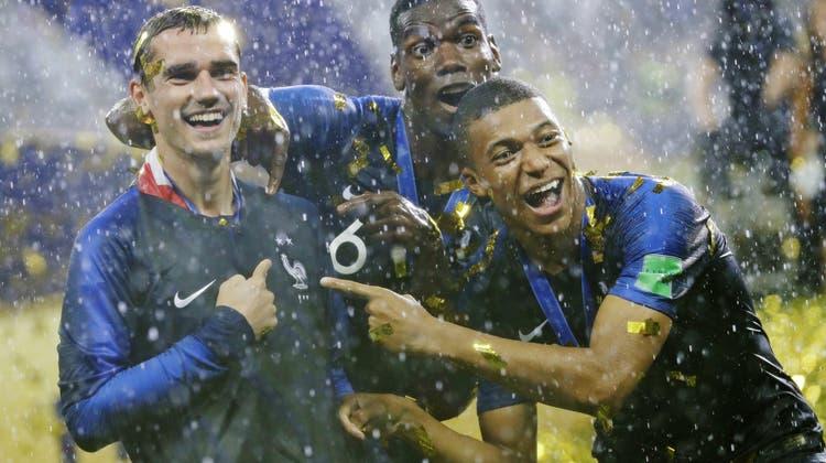 Der blaue Triumph – die Analyse zum neuen Fussballweltmeister Frankreich