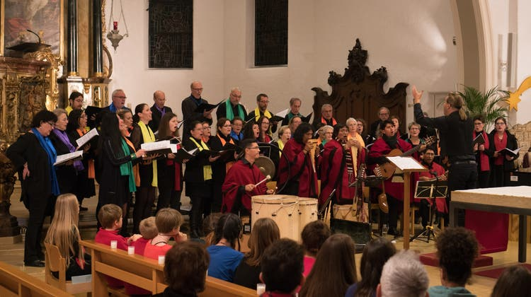 Jubiläumskonzerte des Mauritiuschors Trimbach