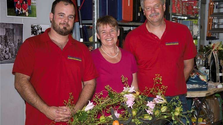 Vierte Generation: Metallbau-Unternehmen Kaufmann Söhne GmbH hat neu einen dritten Teilhaber