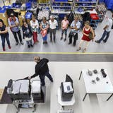 Die erste Solothurner Industrienacht rückt Firmen ins Rampenlicht