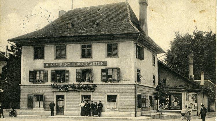 Alles begann im Rosengarten: Wie der Film nach Solothurn kam