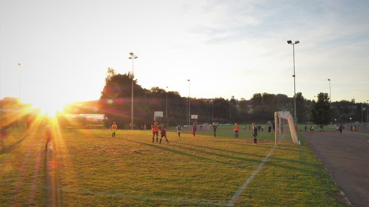 Neues Garderobengebäude für den FC Mellingen geplant