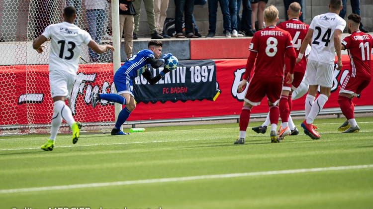 Baden schlägt Wettswil-Bonstetten 2:0 – Qualifikationssieg gesichert