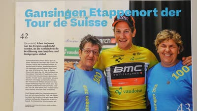 Tour de Suisse als Highlight – wie auch das 1. August-Feuer am 2. November