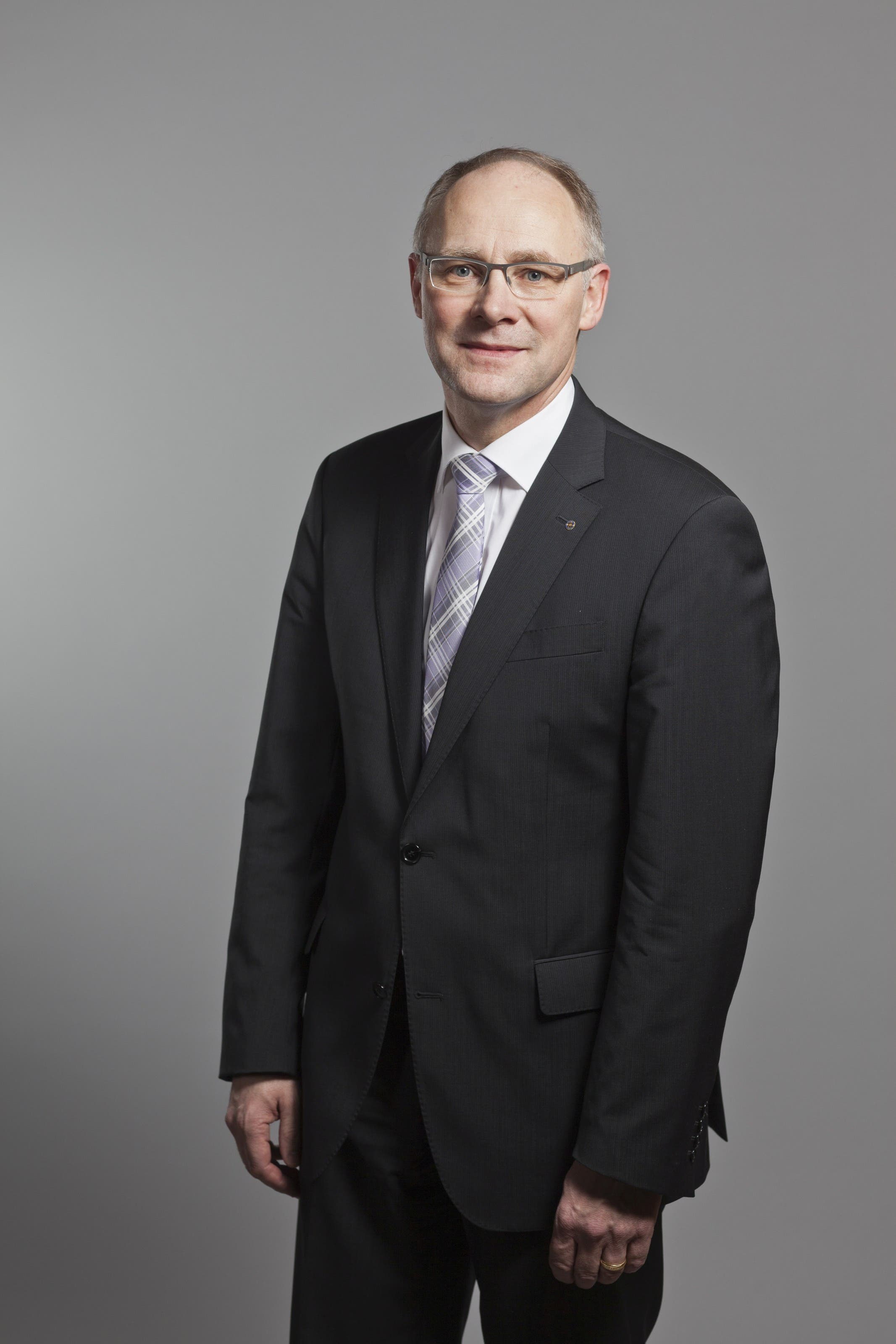 Empfohlen: Hansjörg Knecht, SVP-Nationalrat, Müllerei-Unternehmer.