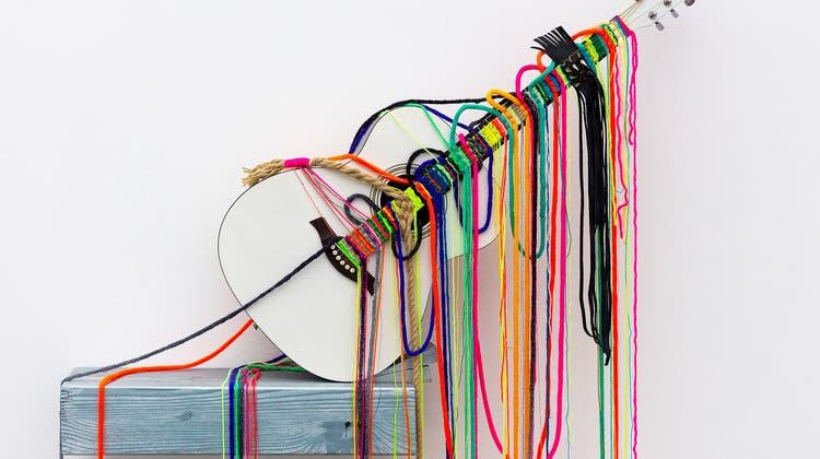 Jahresausstellung im Aargauer Kunsthaus: Weltläufiges aus Aargauer Kunst-Sicht