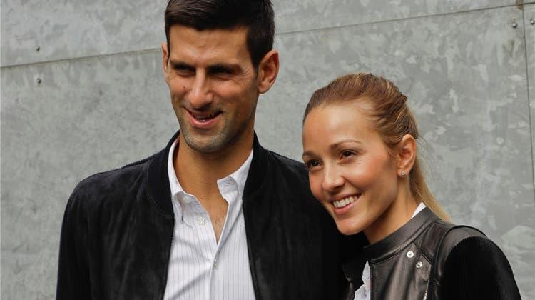 Welche Rolle Ehefrau Jelena bei der Renaissance von Novak Djokovic spielt