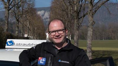 Patrick Straubhaar ist zum vierten Mal der beste Solothurner Fahrlehrer